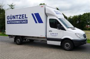 daimler benz sprinter koffer xl turbodiesel preisgruppe 6 guentzel autovermietung m nster. Black Bedroom Furniture Sets. Home Design Ideas